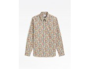 last chance red thomas shirt with small flowers print best price limited sale