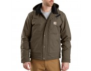 best price carhartt 103372 - full swing® caldwell jacket quilt lined tarmac limited sale last chance