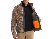 best price carhartt 102698 - game load jacket realtree xtra limited sale last chance