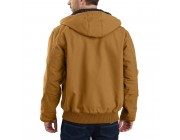 best price carhartt 104050 - j130 washed duck active jac moss limited sale last chance