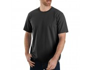 last chance carhartt 104264 - workwear solid t-shirt black best price limited sale