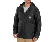limited sale carhartt 100247 - rockford jacket mesh lined black last chance best price