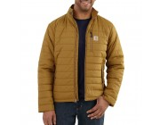 limited sale carhartt 102208 - gilliam jacket quilt lined peppercorn best price last chance