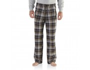 limited sale carhartt 102284 - snowbank relaxed fit flannel pant shadow last chance best price