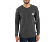 limited sale carhartt 104029 - workwear mountain patch graphic long sleeve t-shirt navy last chance best price