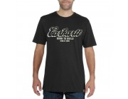 best price carhartt 103563 - maddock born to build graphic short sleeve t-shirt black limited sale last chance