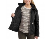 best price carhartt 102246 - women's full swing® cryder jacket olive limited sale last chance