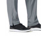 best price carhartt c52106 - women's flat front straight leg pant pewter last chance limited sale