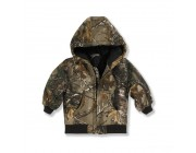limited sale carhartt cp8467 - real tree xtra camo jacket boys realtree last chance best price