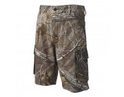 last chance carhartt ch8260 - camo cargo short realtree xtra best price limited sale