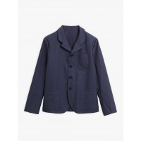 best price navy blue albin jacket with thin stripes last chance limited sale