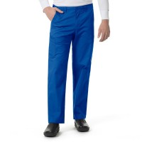 limited sale carhartt c56418 - men's straight fit multi-cargo pant royal blue last chance best price