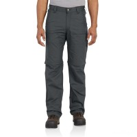 best price carhartt 101969 - force extremes™ relaxed fit convertible pant shadow limited sale last chance