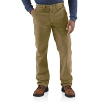 last chance carhartt 100095 - rugged work khaki relaxed fit pant dark limited sale best price
