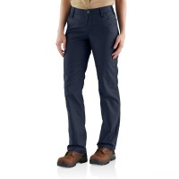 last chance carhartt 103104 - women's rugged professional™ series original fit pant navy limited sale best price