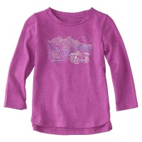 last chance carhartt ca9621 - on the trail tee girls willowherb best price limited sale
