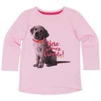 best price carhartt ca9539 - here comes trouble tee girls lilac last chance limited sale