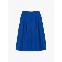last chance royal blue jersey loise skirt limited sale best price