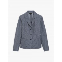 limited sale blue and white rosy jacket with thin stripes last chance best price