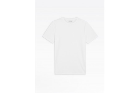 best price white short sleeves coulos men's t-shirt last chance limited sale