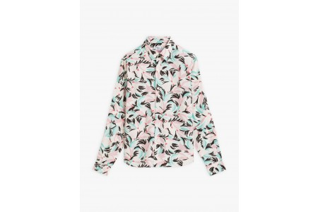limited sale andy shirt with tropical print best price last chance