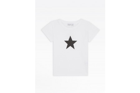 limited sale white star pirate kid's t-shirt best price last chance