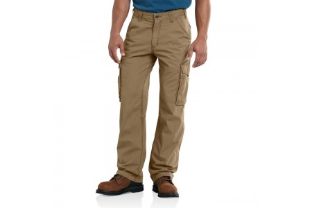 limited sale carhartt 101148 - force® tappan relaxed fit cargo pant yukon last chance best price
