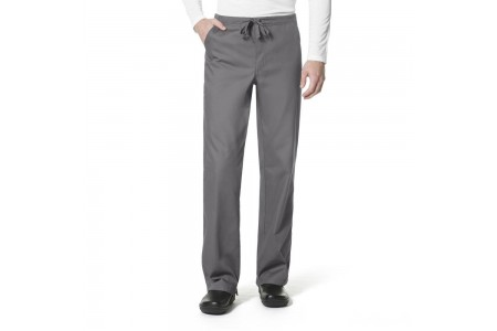 last chance carhartt c54208 - men's ripstop lower rise scrub pant pewter best price limited sale
