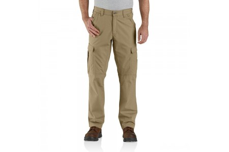 limited sale carhartt 104200 - force relaxed fit ripstop cargo work pant dark khaki last chance best price