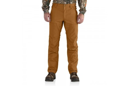 limited sale carhartt 102282 - upland relaxed fit field pant brown best price last chance