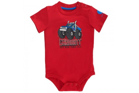 last chance carhartt ca8675 - out run them all bodyshirt boys tango red limited sale best price