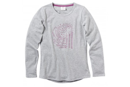 last chance carhartt ca9715 - outdoor tee girls charcoal heather best price limited sale