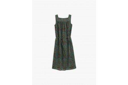 best price ange dress with floral print last chance limited sale