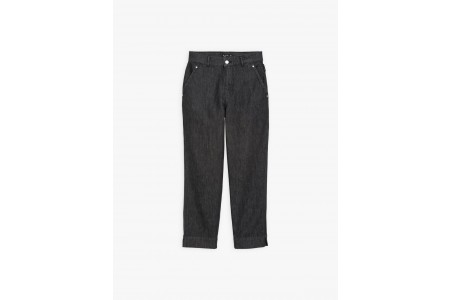 best price black 7/8-length marilyn jeans last chance limited sale