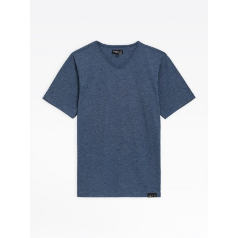 best price heather blue roller t-shirt last chance limited sale