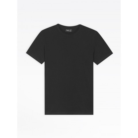 last chance black short sleeves coulos men's t-shirt limited sale best price
