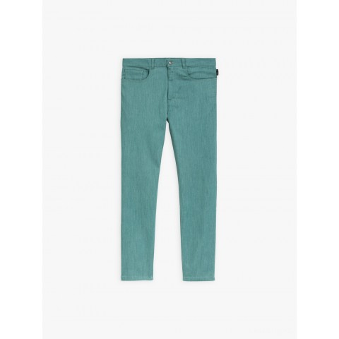limited sale #1 green slim jeans best price last chance