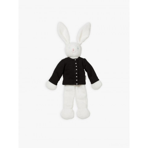 limited sale black snap cardigan bunny cuddly toy last chance best price