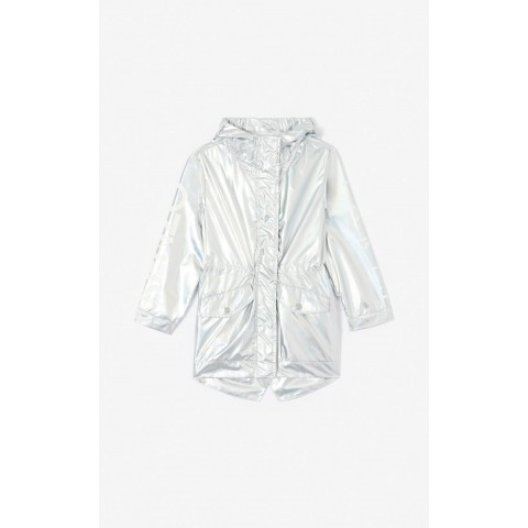 limited sale shimmering anorak - multicolor last chance best price
