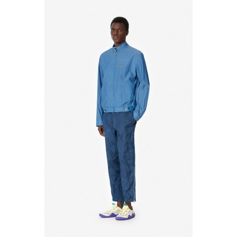 best price zipped trousers - duck blue limited sale last chance