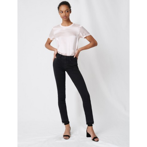 last chance basic skinny jeans - anthracite best price limited sale