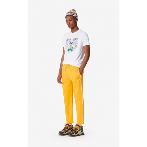 limited sale kenzo jogging trousers - marigold last chance best price
