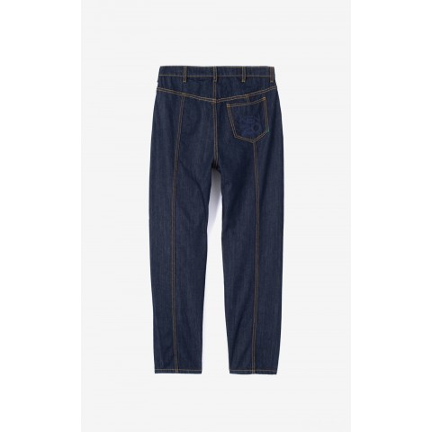 limited sale carrot jeans - midnight blue best price last chance