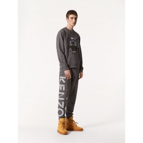 best price kenzo jogpant - anthracite limited sale last chance