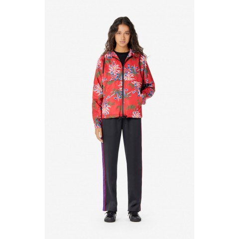 best price 'sea lily' windstopper - medium red limited sale last chance