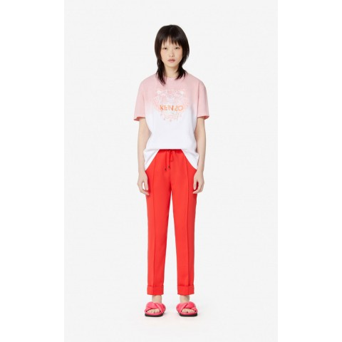 limited sale pleated trousers - medium red last chance best price