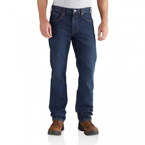 best price carhartt 102804 - rugged flex® relaxed fit straight jean superior last chance limited sale