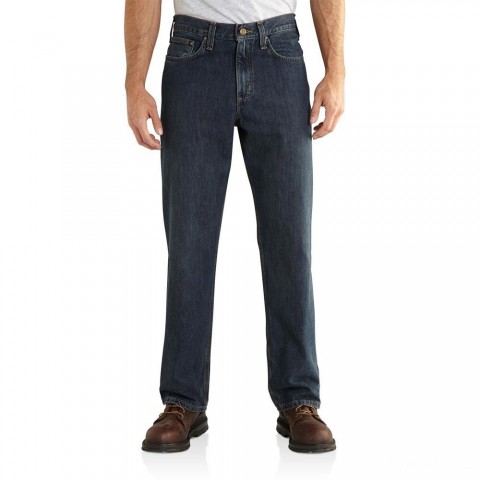 limited sale carhartt 101483 - holter relaxed fit jean bedrock best price last chance