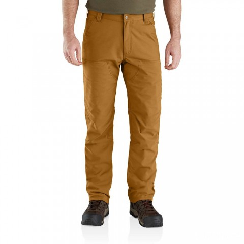 limited sale carhartt 103365 - rugged flex® upland field pant brown last chance best price