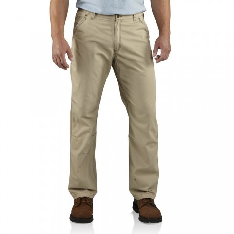 last chance carhartt 100274 - tacoma ripstop relaxed fit pant tan best price limited sale